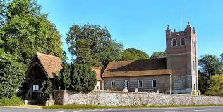 St Marys Church Alresford